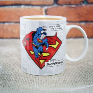 "Taza Superman ""A Hero's Mug"""