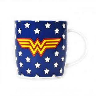 Taza Wonder Woman estrellas