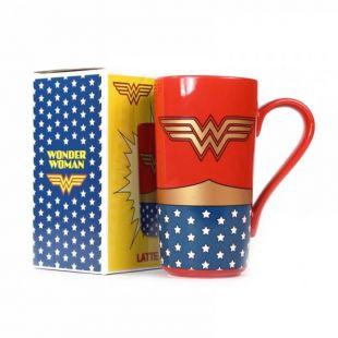 Taza alta clásica Wonder Woman
