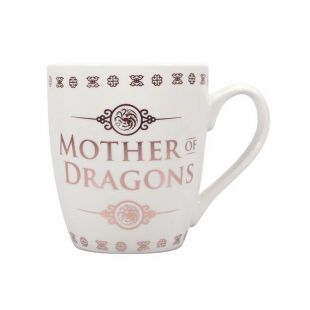 Taza Mother of Dragons, Khaleesi de Juego de Tronos