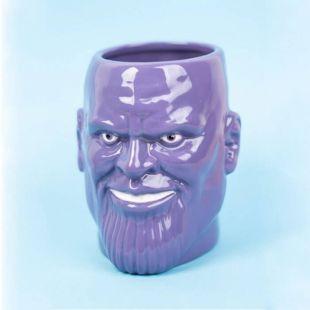Taza 3D del poderoso Thanos, de Marvel