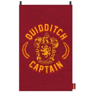 Toalla capa Capitán de Quidditch