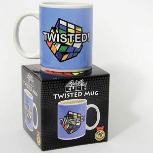 Taza Twisted del cubo de Rubik (original)