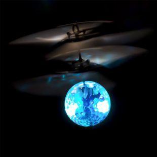 OVNI (UFO) teledirigido que cambia de color