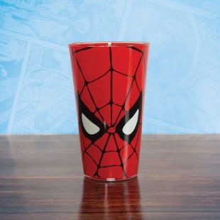 Vaso alto Spiderman Marvel Comics