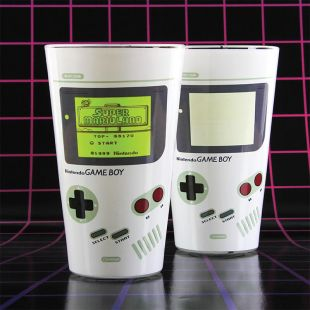 Vaso Alto Game Boy cambia de color