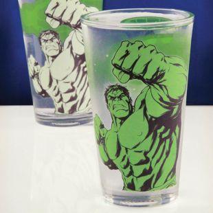 Vaso Hulk de DC Comics que cambia de color