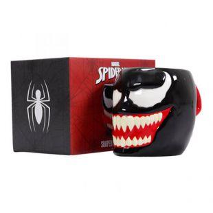 Taza 3D Venom, de Marvel