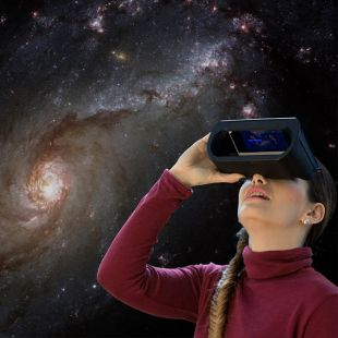 Planetarium realidad aumentada para móvil