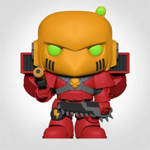 Figura Funko Pop! Warhammer 40K Blood Angels Marine de asalto