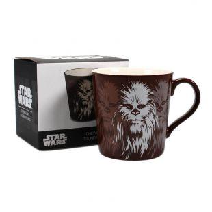 Taza Upset a Wookiee de Star Wars