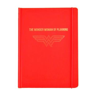 Libreta A5 premium the Wonder Woman of Planning