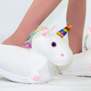 Zapatillas Unicornio Luz