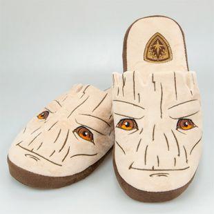Zapatillas Groot de Guardianes de la Galaxia
