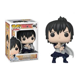 Figura Funko Pop! Zeref de Fairy Tail