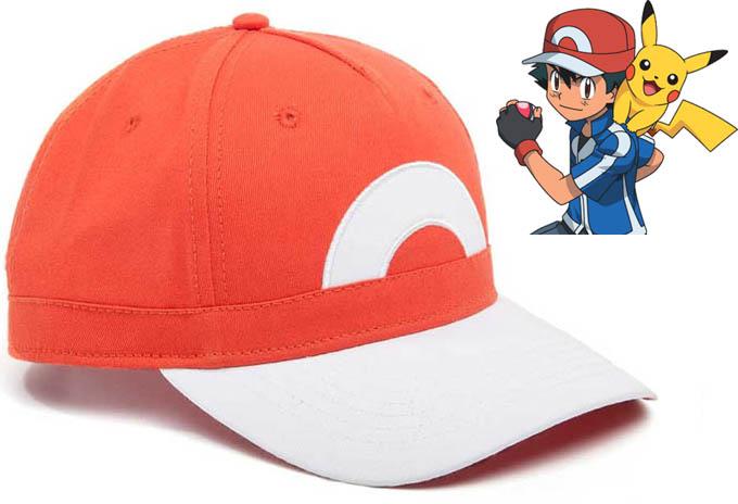 Comprar Gorra Pokemon Ash