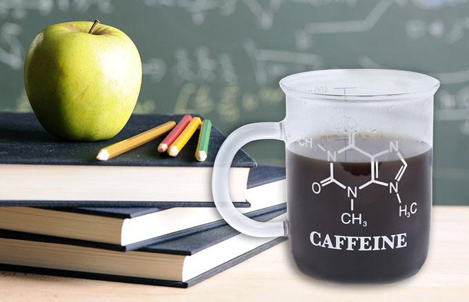 Comprar Taza molécula cafeína