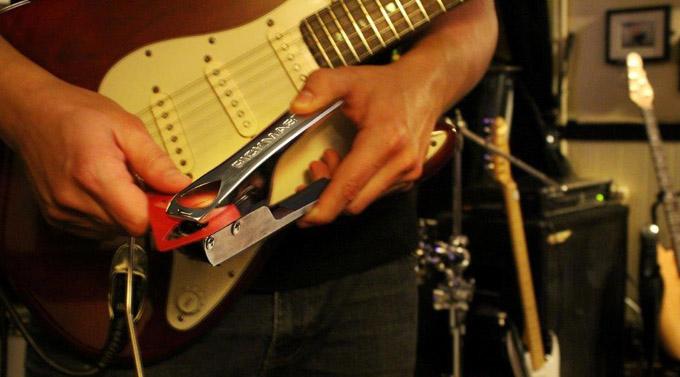 Máquina puas guitarra PickMaster