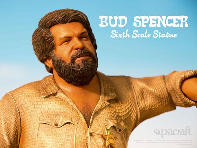 Estatua Bud Spencer