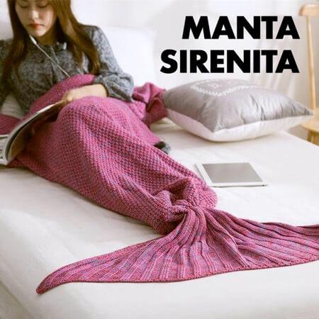 Manta Sirenita