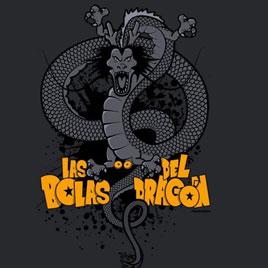 Camiseta Las bolas del Dragón