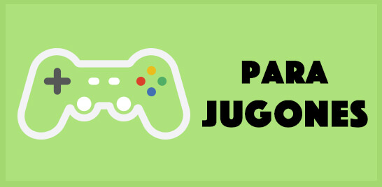 Regalos para jugones y gamers