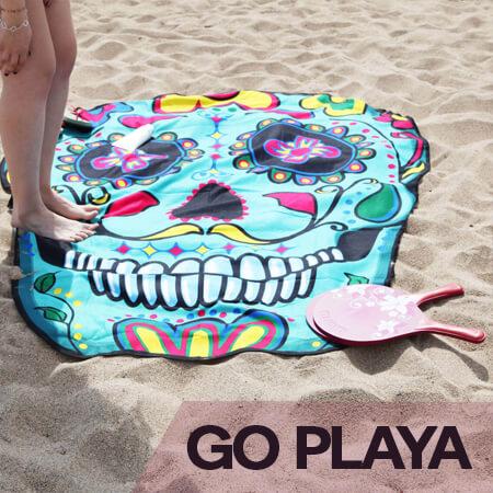 Productos para la playa